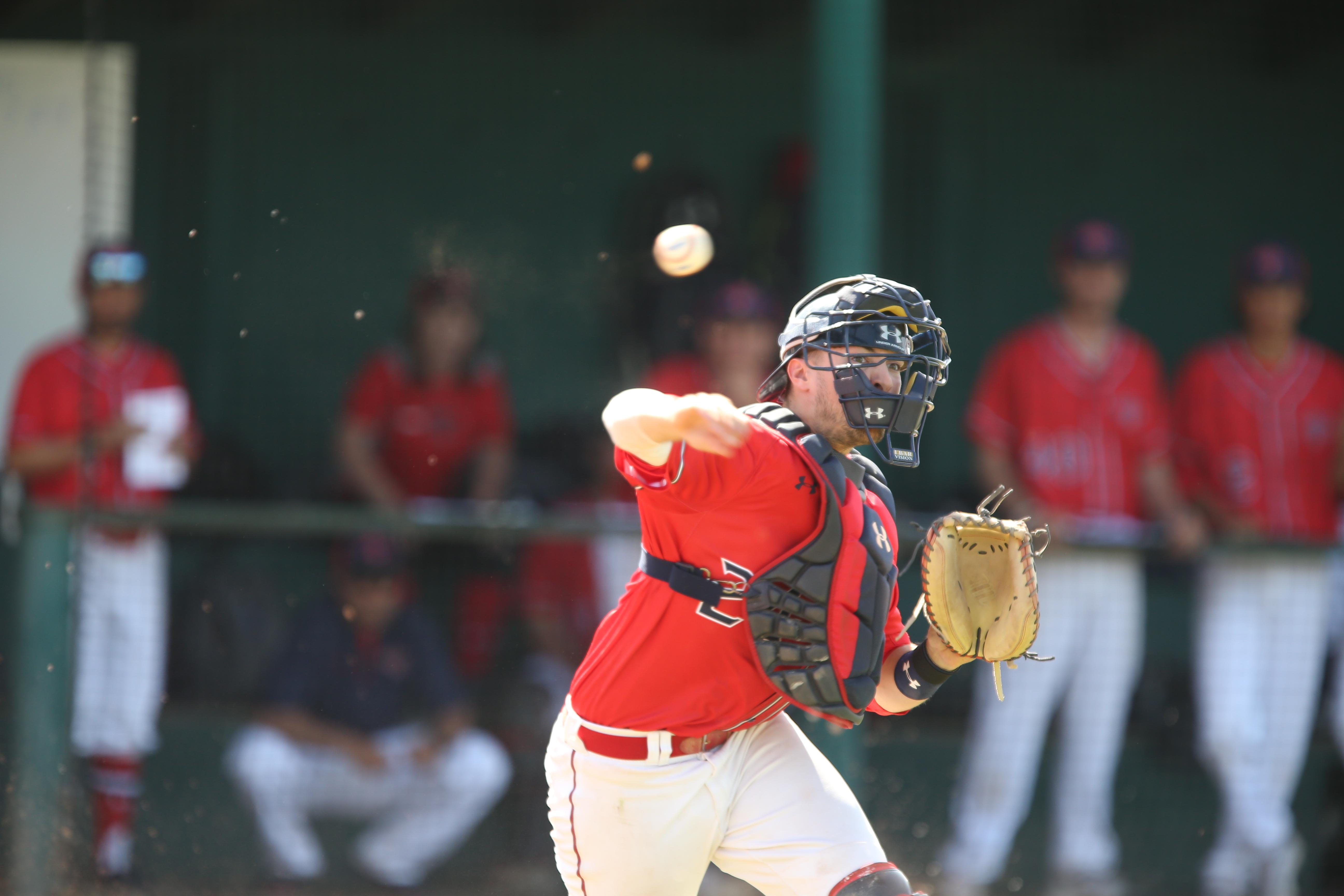 Saint Mary's Baseball vs Gonzaga