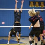 Alhambra Boys Volleyball vs Clayton Valley Photo Gallery