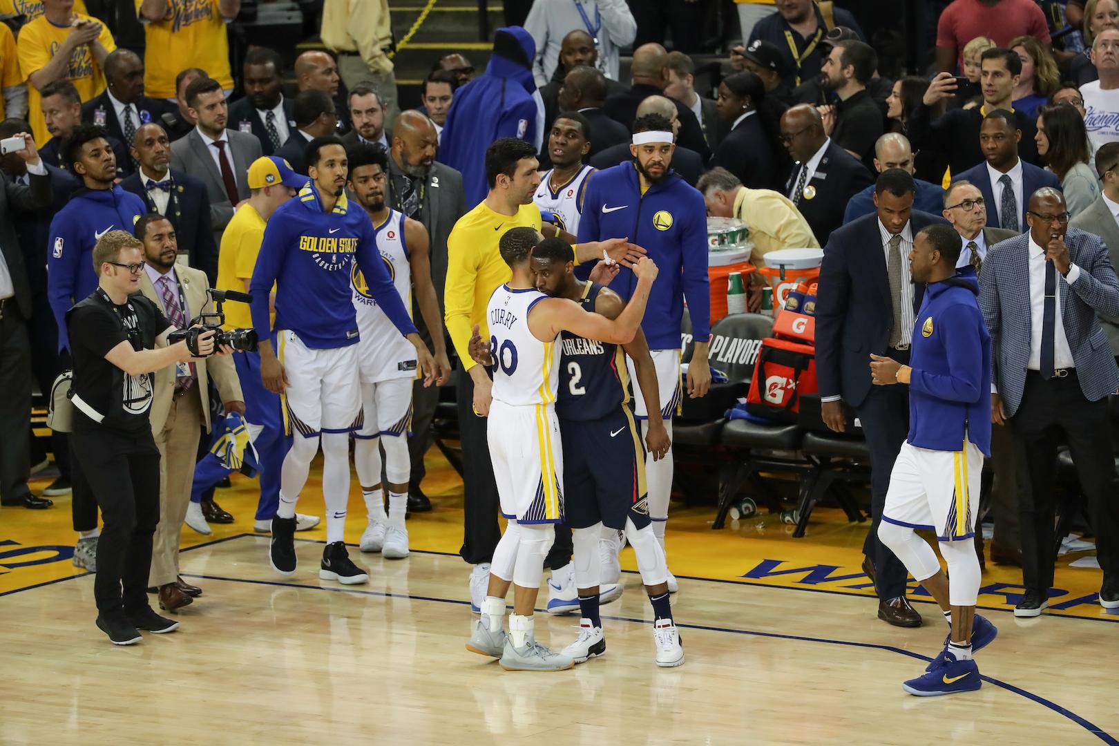 _Warriors,Pelicans _05-08-18 0006