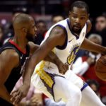 Warriors silence Houston 119-106 in game one