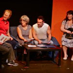 New play opening at the Campbell finds comedy in death