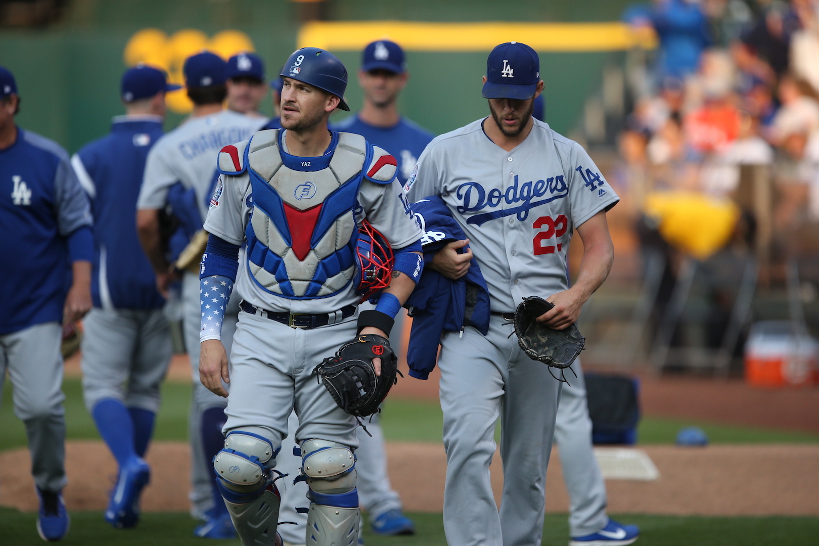 __A's,Dodgers_08-08-18_0073