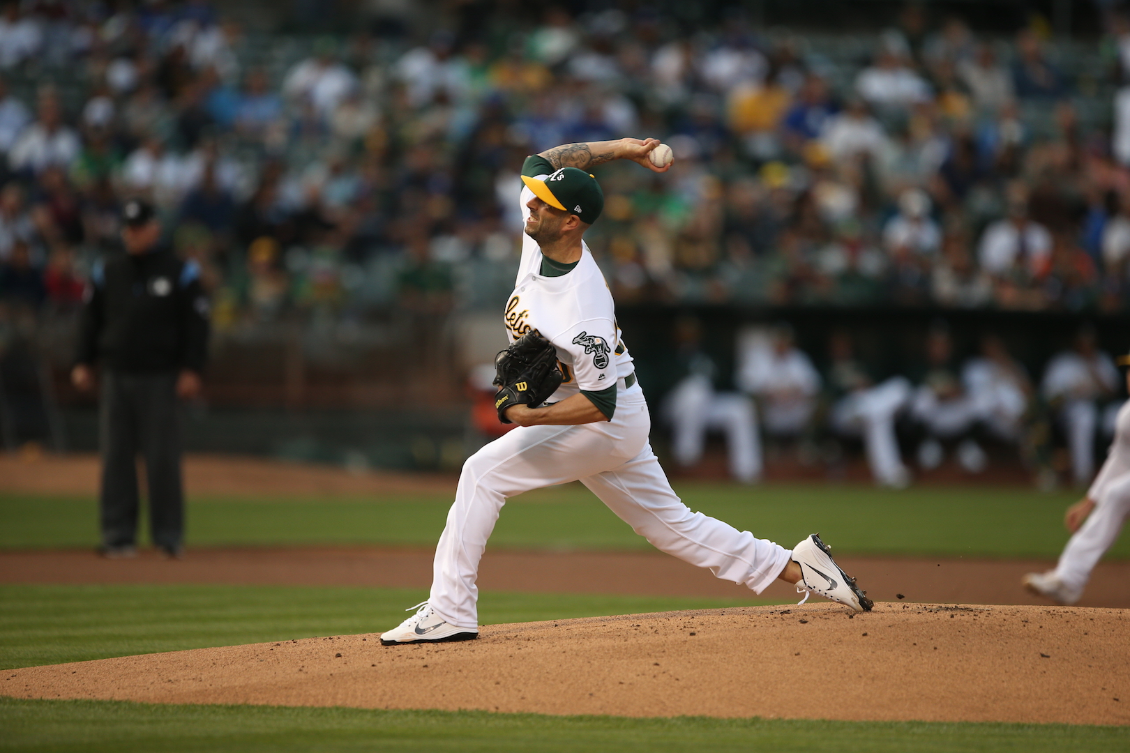 __A's,Dodgers_08-08-18_0127
