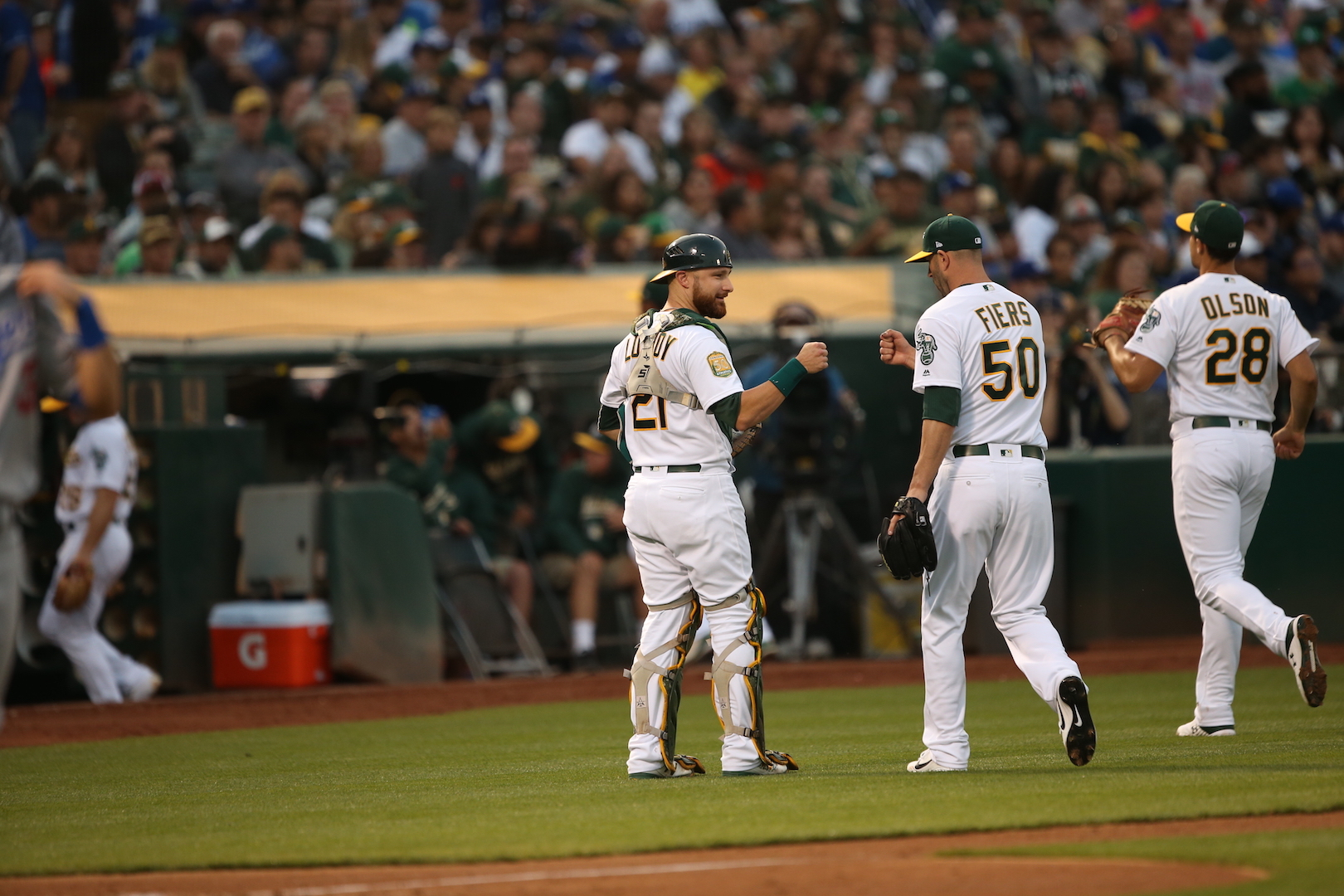 __A's,Dodgers_08-08-18_0690