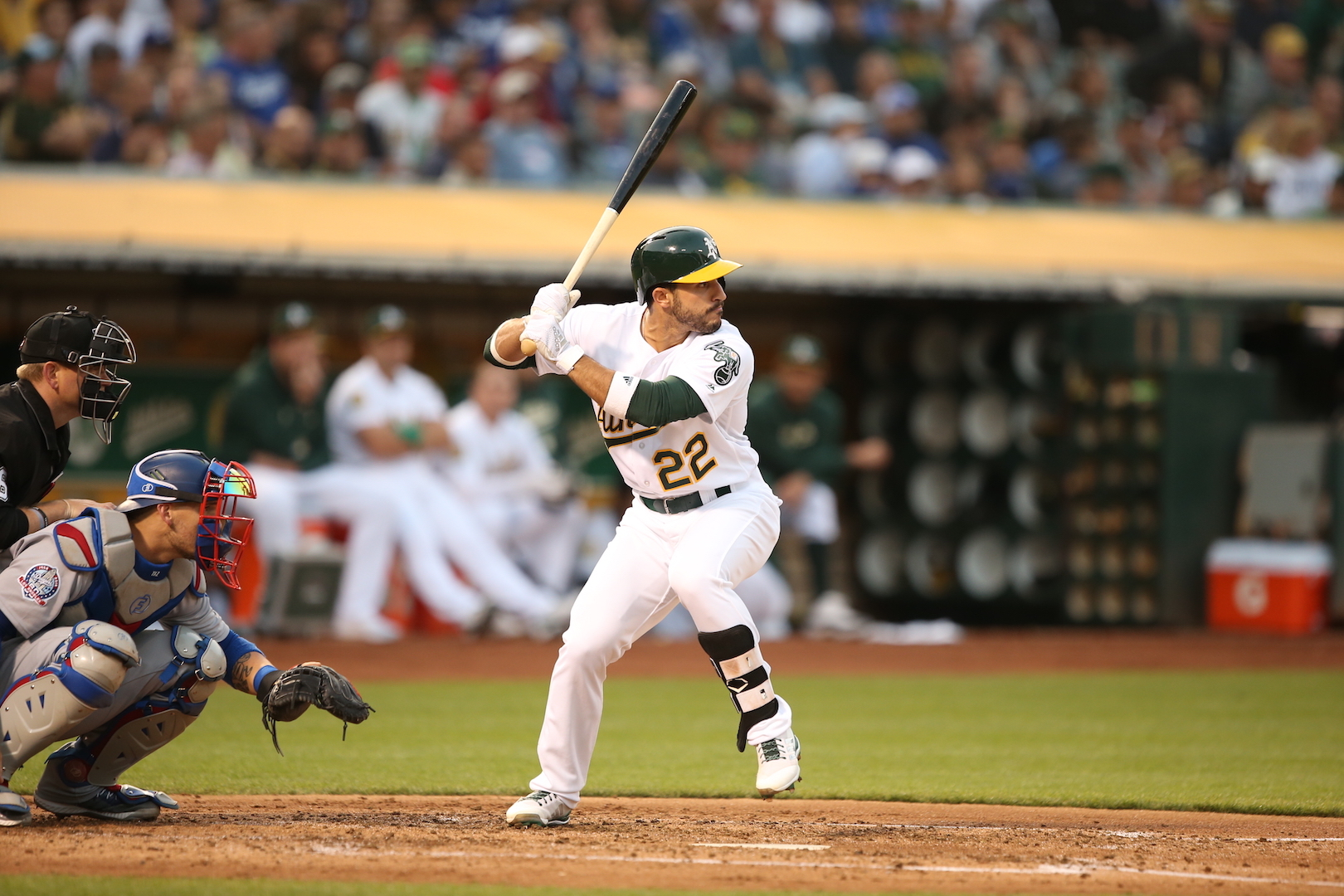 __A's,Dodgers_08-08-18_0710