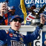 Pocono victor Kyle Busch ties Harvick in 2018 wins