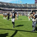 Raiders win in a battle against Browns