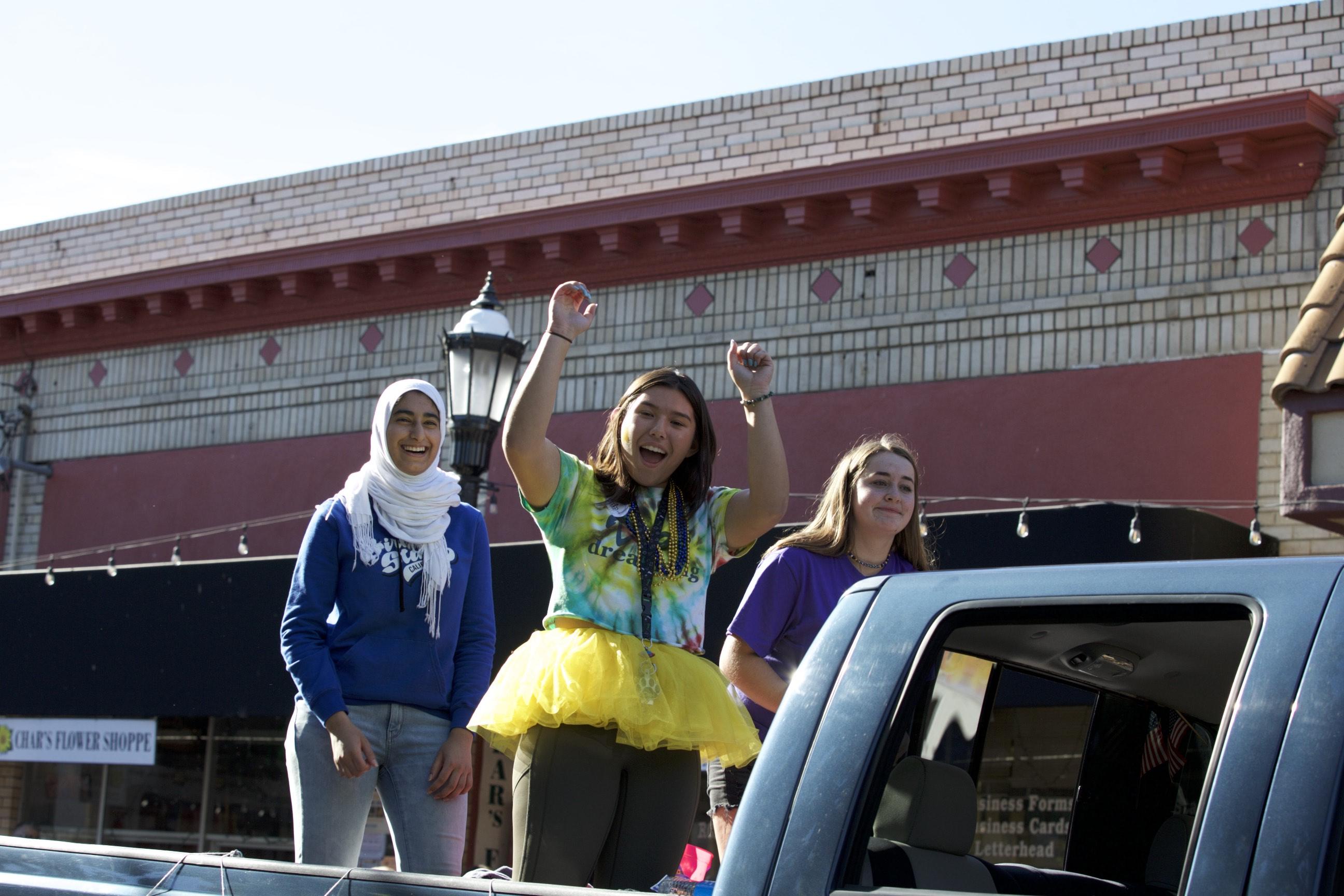Alhambra High School Homecoming Parade