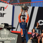 Dixon wins IndyCar Championship, Hunter-Reay takes Sonoma's final Grand Prix