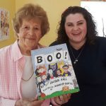 Author, artist granddaughter team up on new book, signing party to be held this Saturday