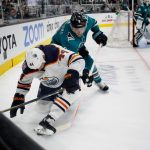 Sharks lose in overtime to Oilers 4-3 (photo gallery)