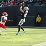 Raiders lose to KC Chiefs 40-33 (photo gallery)