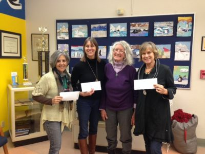 Martinez Arts Association awards educational grants to local teachers