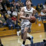 Eglite, Bulldogs soar over Eagles 72-45