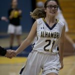 Alhambra girls fall to Clayton Valley (photo gallery)