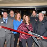 Ribbon-cutting in downtown Martinez