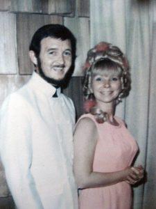 Jeff's parents around 1968.