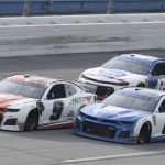 Elliott outlasts Bowman to win in Talladega